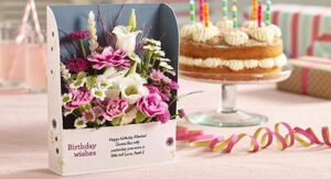 flower cards uk